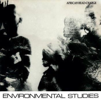 African Head Charge 'Environmental Studies' LP