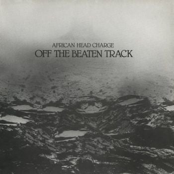 African Head Charge 'Off The Beaten Track' LP