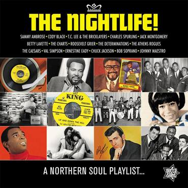 Various 'The Nightlife! - A Northen Soul Playlist' LP