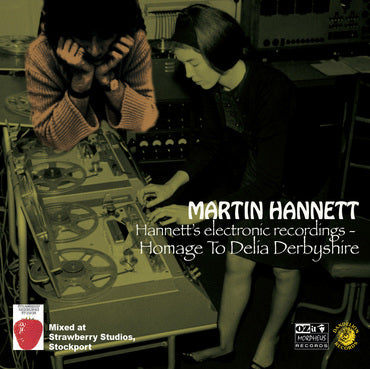 Martin Hannett 'Homage To Delia Derbyshire' LP