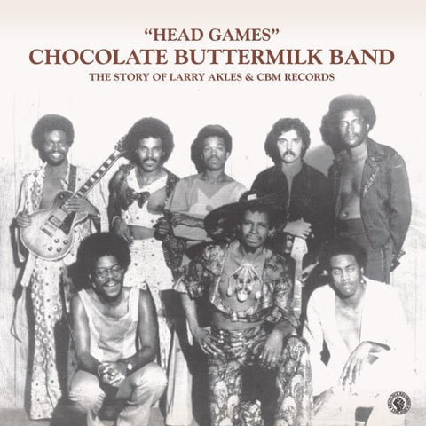 Chocolate Buttermilk Band 'Head Games (The Story of Larry Akles & CBM Records)' 2xLP