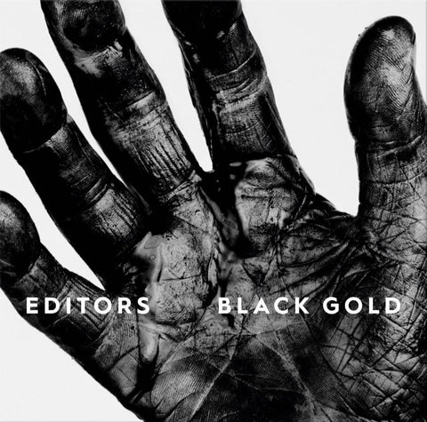 Editors 'Black Gold: Best Of Editors' 2xLP