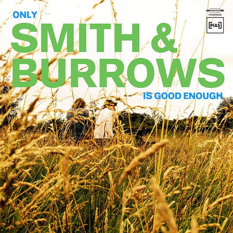 Smith & Burrows 'Only Smith & Burrows Is Good Enough' LP