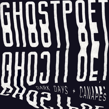 Ghostpoet 'Dark Days + Canapés' LP
