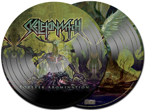 Skeletonwitch 'Forever Abomination' Picture Disc LP
