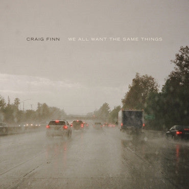 Craig Finn 'We All Want The Same Things' LP
