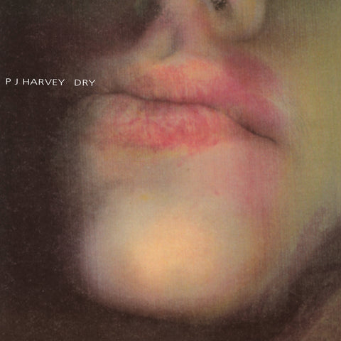 PJ Harvey 'Dry' LP