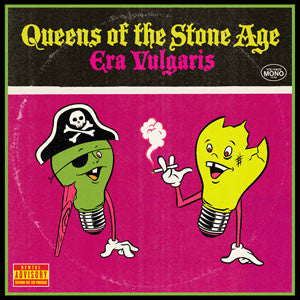 Queens Of The Stone Age 'Era Vulgaris' 3x10""