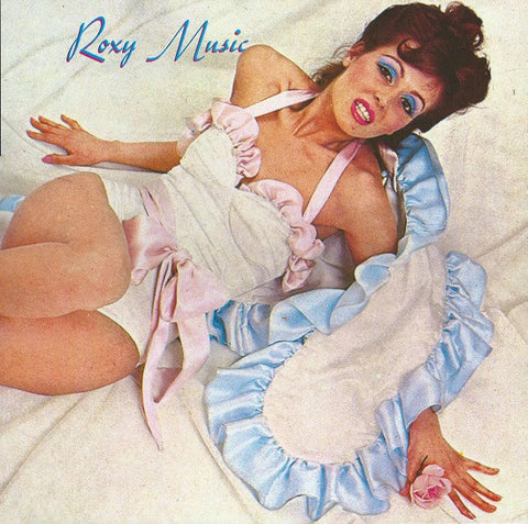 Roxy Music 'Roxy Music' LP