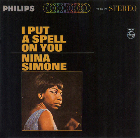 Nina Simone 'I Put A Spell On You' LP
