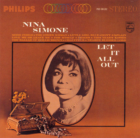 Nina Simone 'Let It All Out' LP