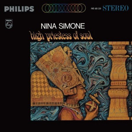 Nina Simone 'High Priestess Of Soul' LP