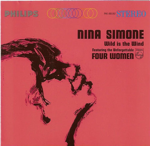 Nina Simone 'Wild Is The Wind' LP