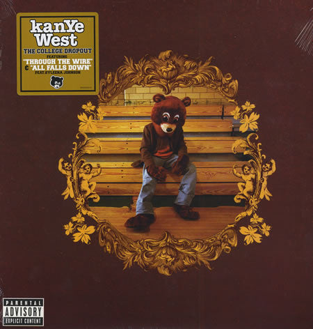 Kanye West 'The College Dropout' 2xLP