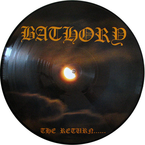 Bathory 'The Return....' LP Picture Disc