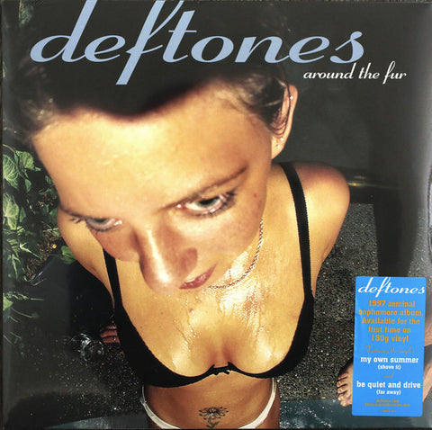 Deftones 'Around The Fur' LP