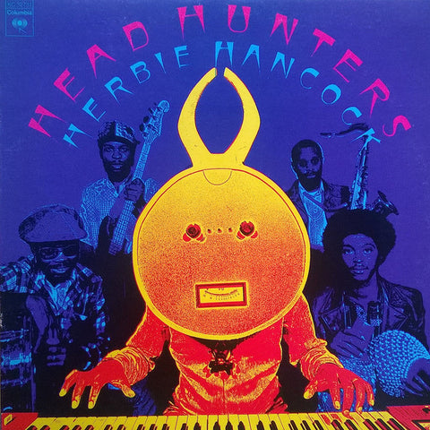 Herbie Hancock 'Head Hunters' LP