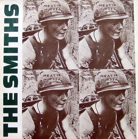 The Smiths 'Meat Is Murder' LP