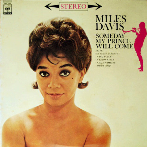 Miles Davis 'Someday My Prince Will Come' LP