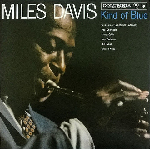 Miles Davis 'Kind Of Blue' LP
