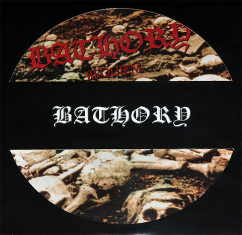 "Bathory 'Requiem' 12"" Picture Disc"