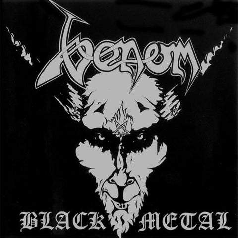 Venom 'Black Metal' 2xLP