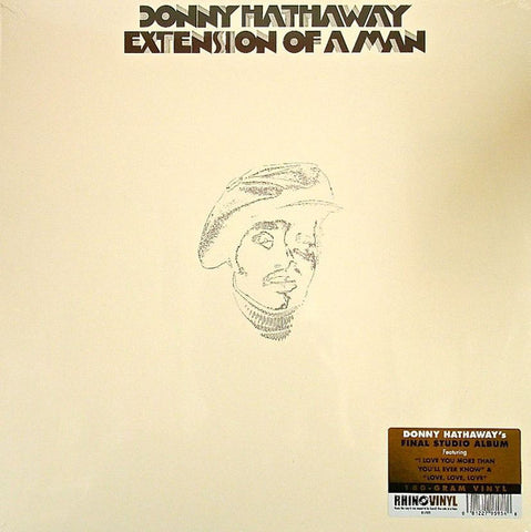 Donny Hathaway 'Extension Of A Man' LP