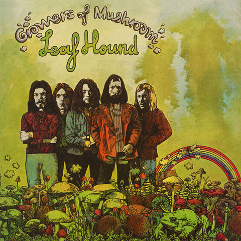 Leaf Hound 'Growers Of Mushrooms' LP