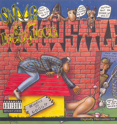 Snoop Doggy Dogg 'Doggystyle' 2xLP