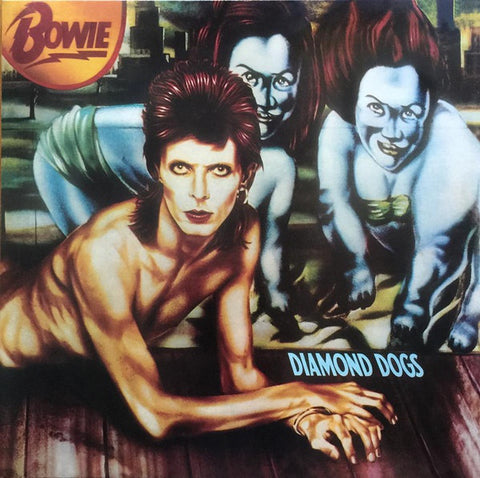 David Bowie 'Diamond Dogs' LP