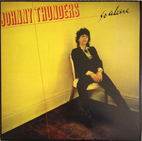 Johnny Thunders 'So Alone' 2xLP
