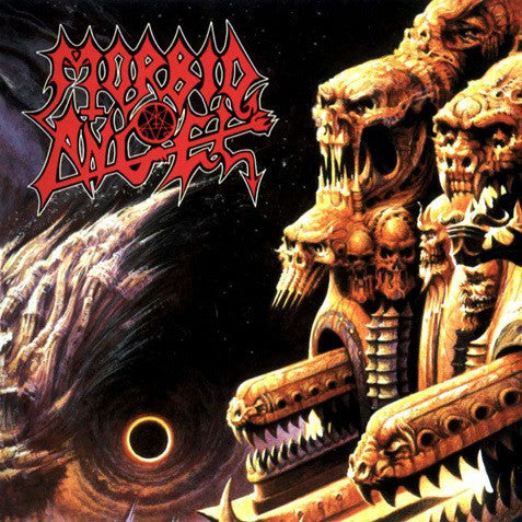 Morbid Angel 'Gateways To Annihilation' LP