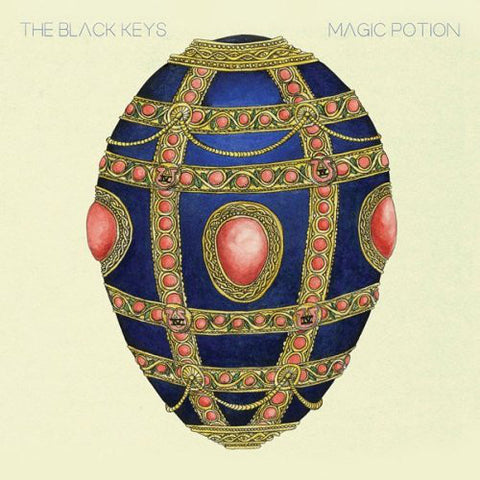 The Black Keys 'Magic Potion' LP