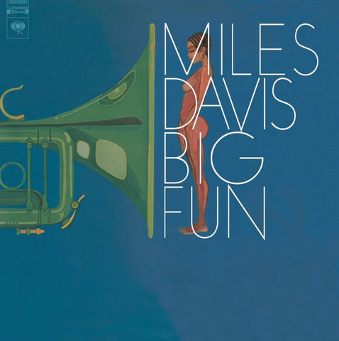 Miles Davis 'Big Fun' 2xLP