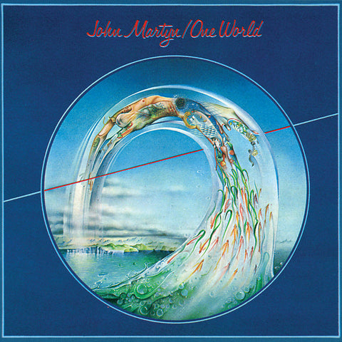 John Martyn 'One World' LP