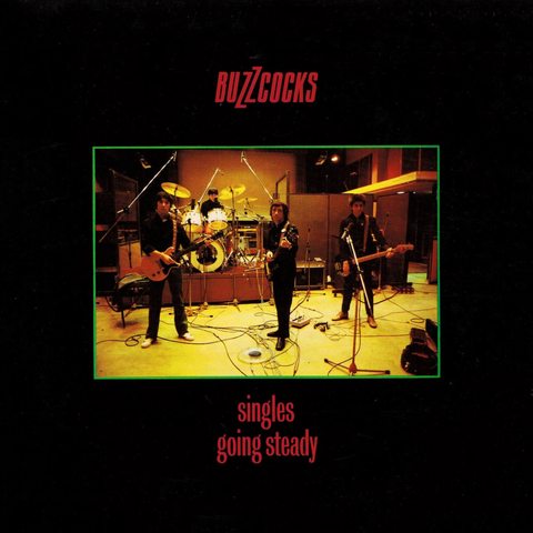 Buzzcocks 'Singles Going Steady' LP