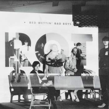 Bed Wettin' Bad Boys 'Rot' LP