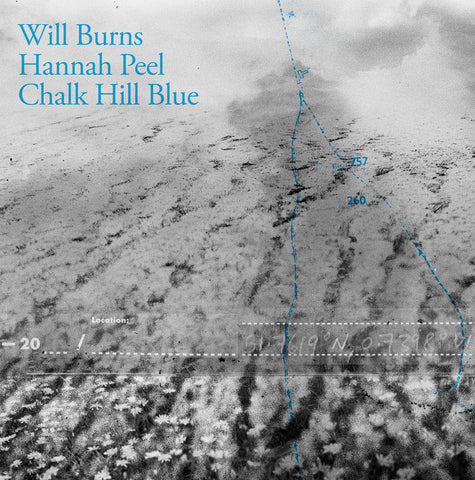 Will Burns & Hannah Peel 'Chalk Hull Blue' LP
