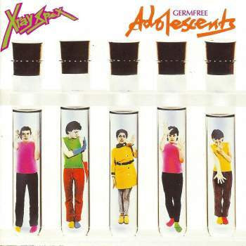 X-Ray Spex 'Germfree Adolescents' LP