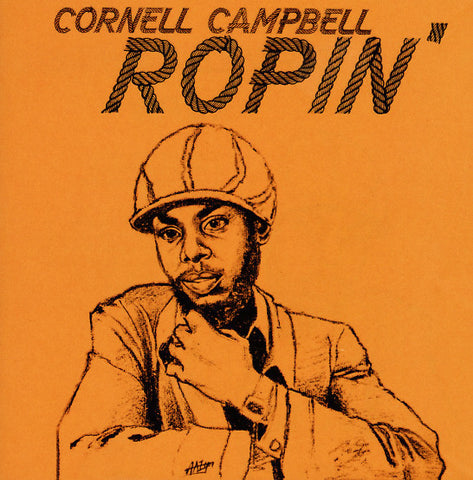 Cornell Campbell 'Ropin'' LP