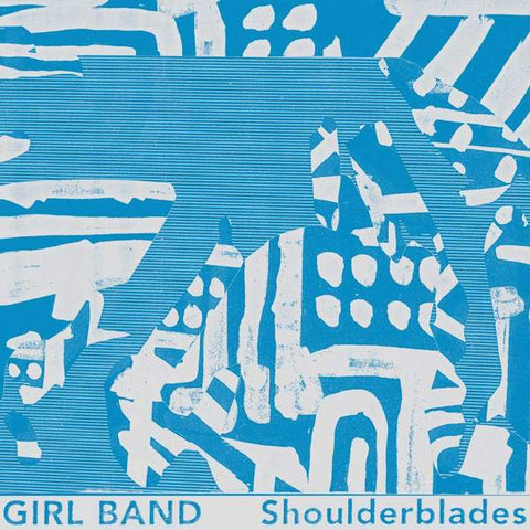 Girl Band 'Shoulderblades' 12""