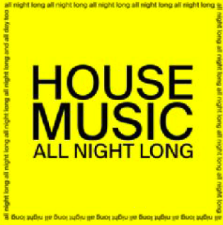JARV IS... 'House Music All Night Long' 12""