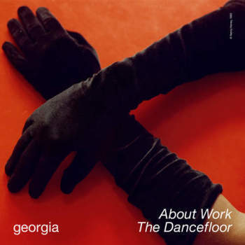 Georgia 'About Work The Dancefloor' 12""