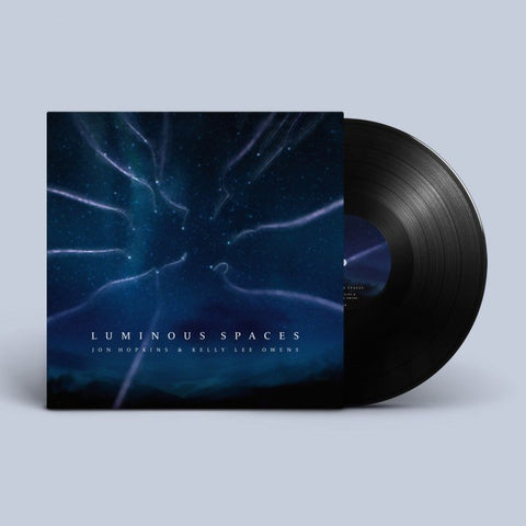 Jon Hopkins & Kelly Lee Owens 'Luminous Spaces' 12""