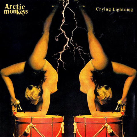 Arctic Monkeys 'Crying Lightning' 7""