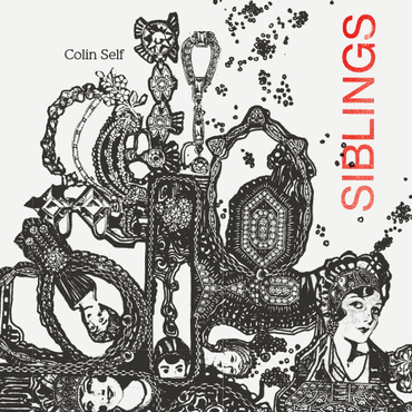 Colin Self 'Siblings' LP