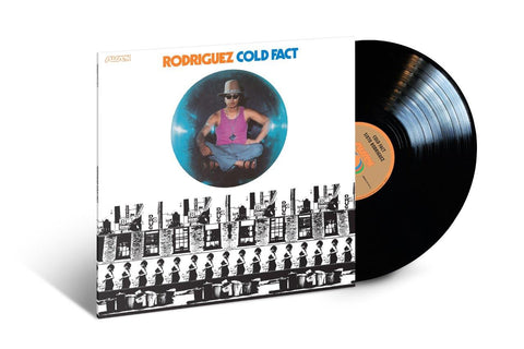 Rodriguez 'Cold Fact' LP