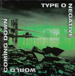 Type O Negative 'World Coming Down' 2xLP