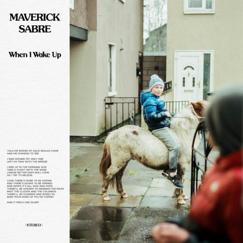 Maverick Sabre 'When I Wake Up' 2xLP