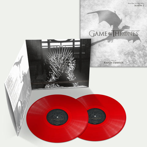 Ramin Djawadi 'Game Of Thrones - Music From The HBO Series: Season 3' 2xLP